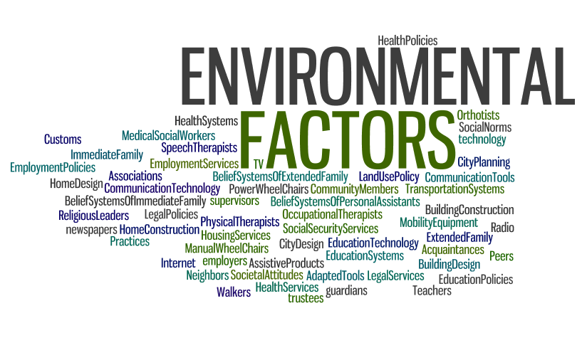 Exploring the ICF-CY: What are Environmental Factors?